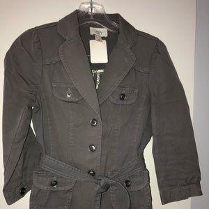 Ann Taylor Loft Petites Cotton Coat